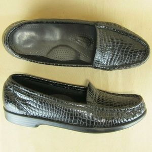 SAS Tripad Comfort Us 8.5 N Women Croc Loafer